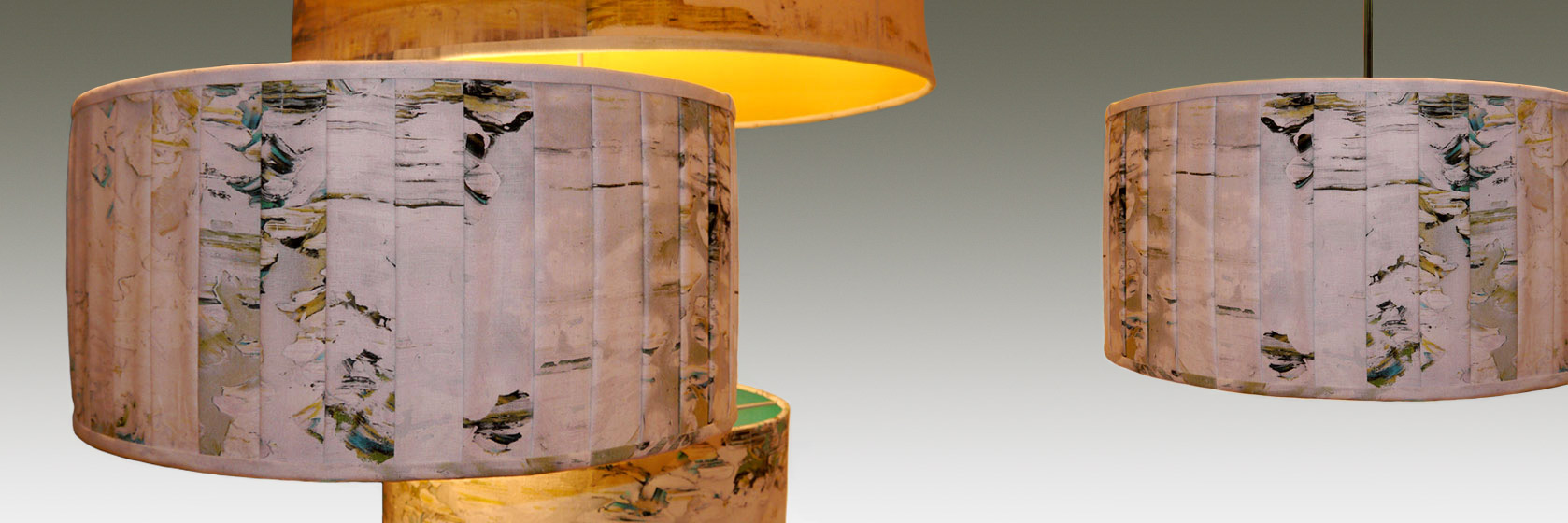 A shade Above Handmade Bespoke Lampshades
