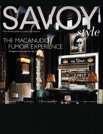 Savoy – Style Magazine
