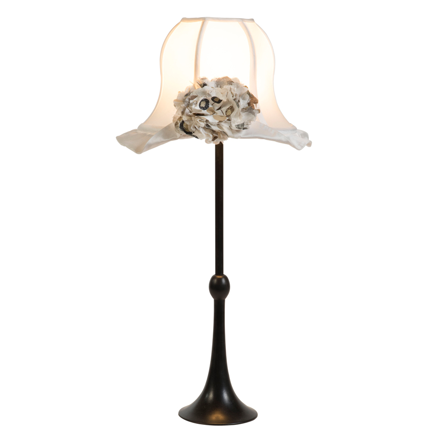 Emmy Hat Lampshade With Base