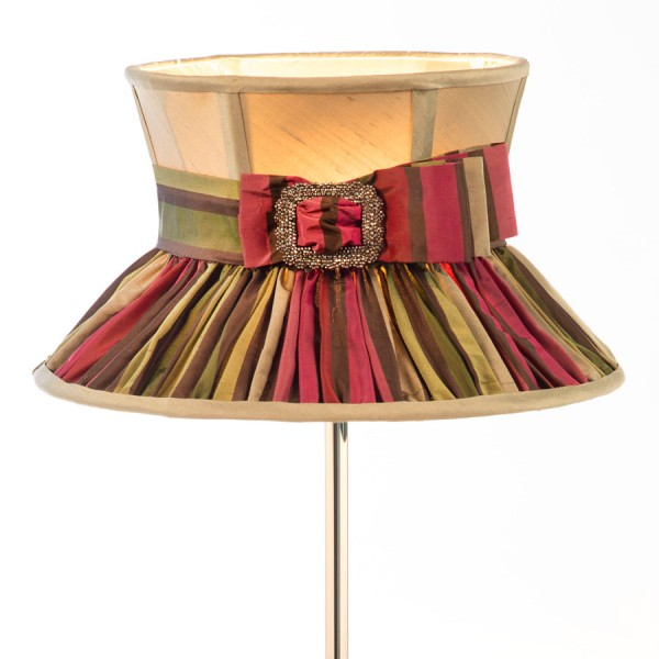 Rita Hat Lampshade Front View