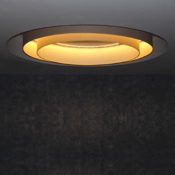 Concentric ceiling drum lampshades