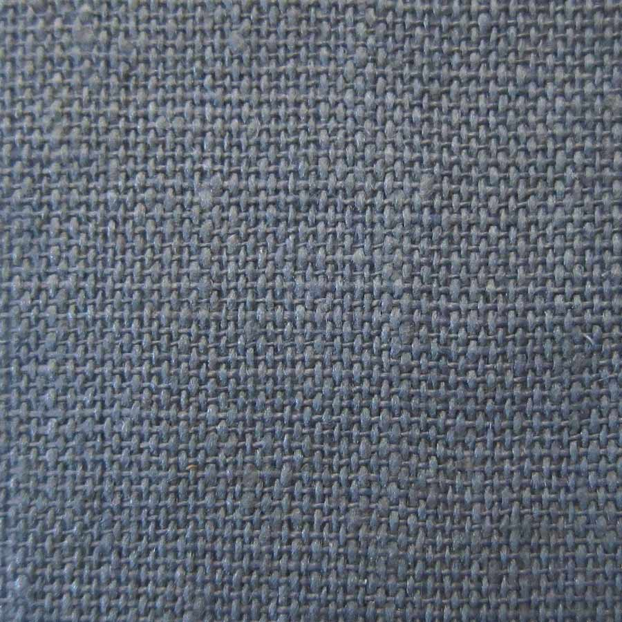 India Gunmetal Silk Linen Mix