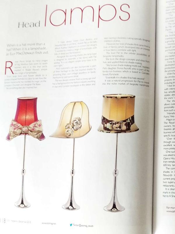 ETC Magazine – Interiors 2015