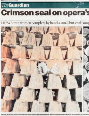 The Guardian – Royal Opera House 1999