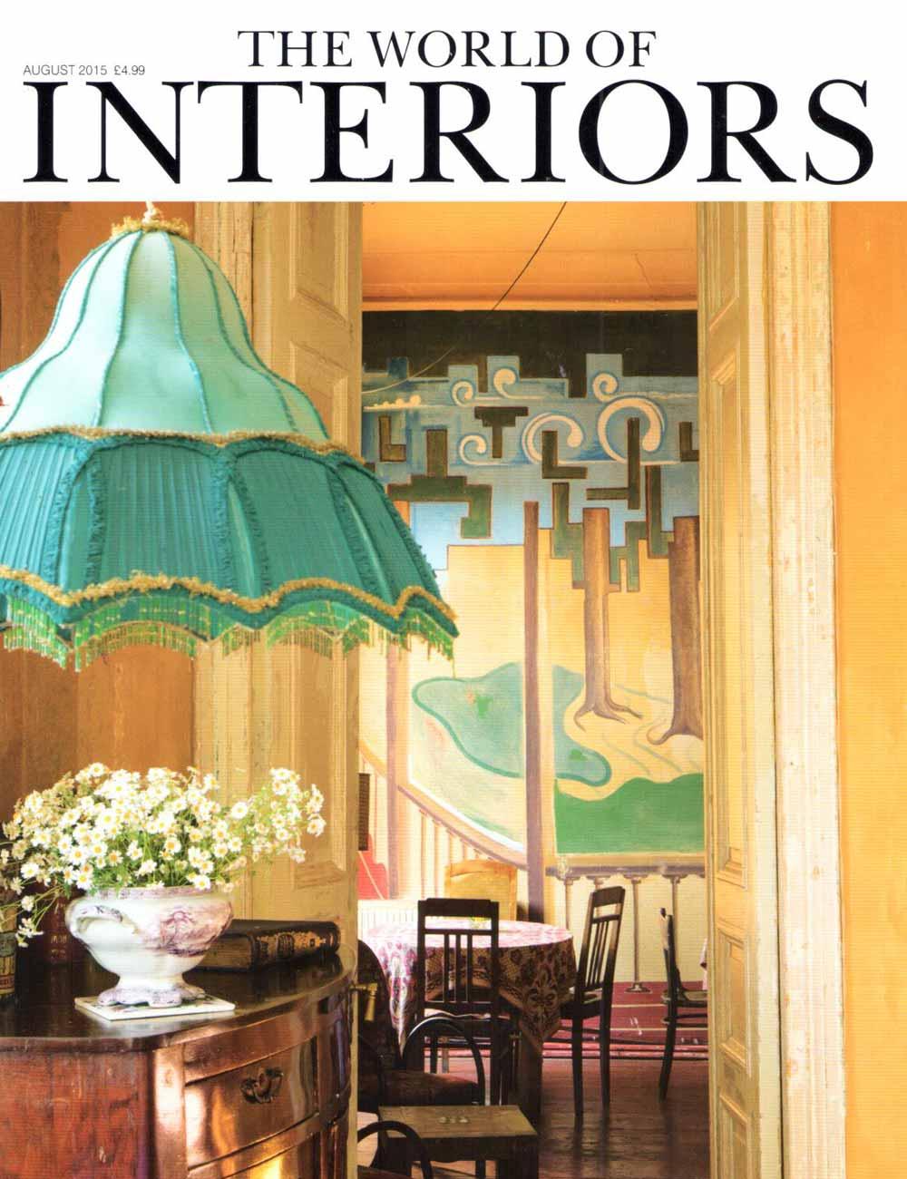 World of Interiors Autumn 2014
