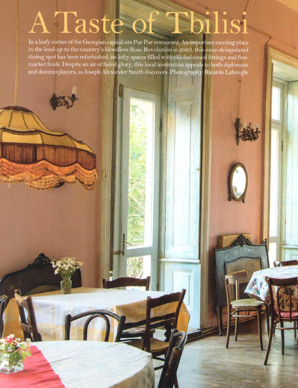 World of Interiors Autumn 2014