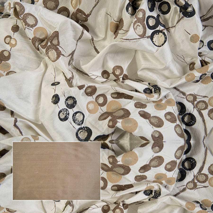 Clare Hat Lampshade Swatch Fabrics