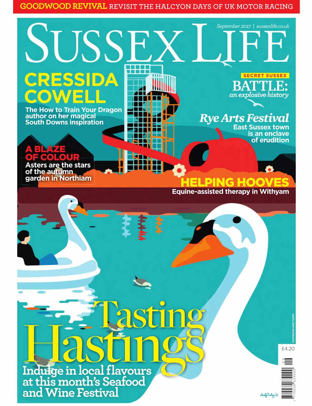 Sussex Life Magazine September 2017
