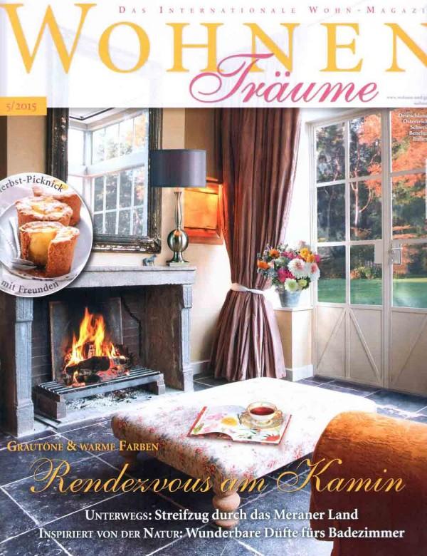 Wohnen Magazine May 2015