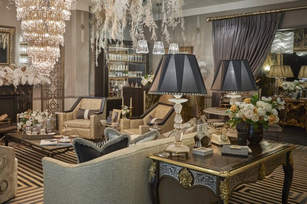 'The Gatsby Suite', Katharine Pooley, London Design Week