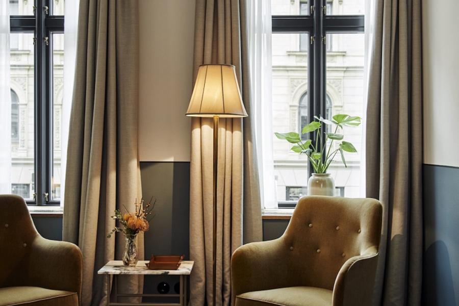 Sanders Hotel Copenhagen Ceiling Shade